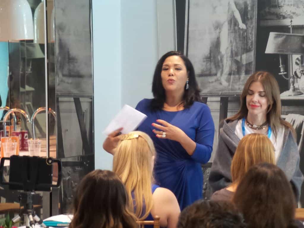 Mari Santana at Hispanicize 2016 DiMe Summit