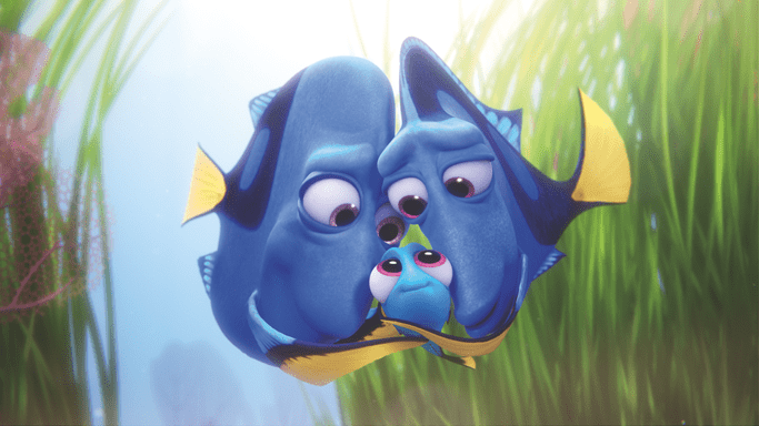 Dory and her parents