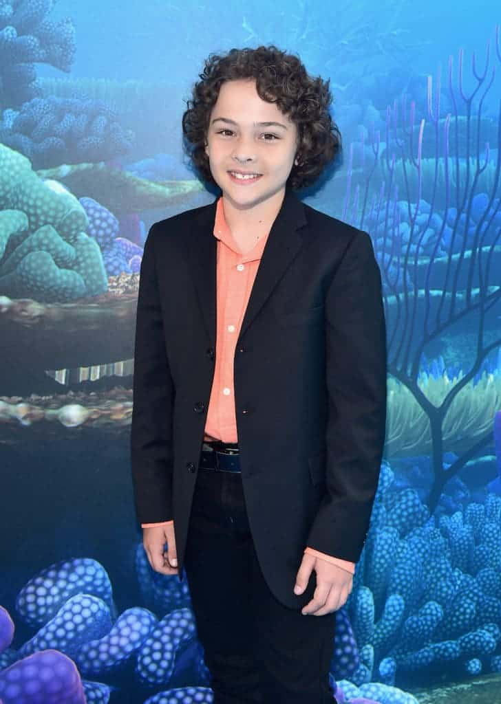 HOLLYWOOD, CA - JUNE 08: Actor Hayden Rolence attends The World Premiere of Disney-Pixarís FINDING DORY on Wednesday, June 8, 2016 in Hollywood, California. (Photo by Alberto E. Rodriguez/Getty Images for Disney) *** Local Caption *** Hayden Rolence