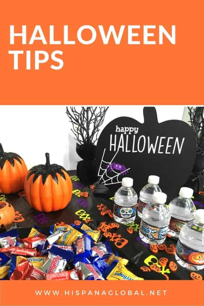 Halloween tips