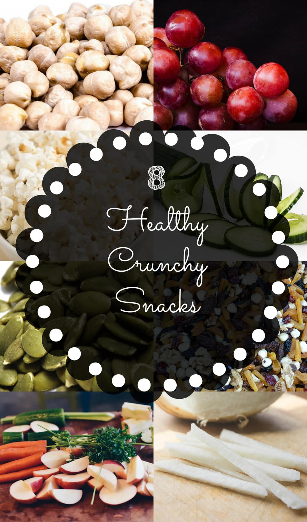 Healthy Crunchy Snacks