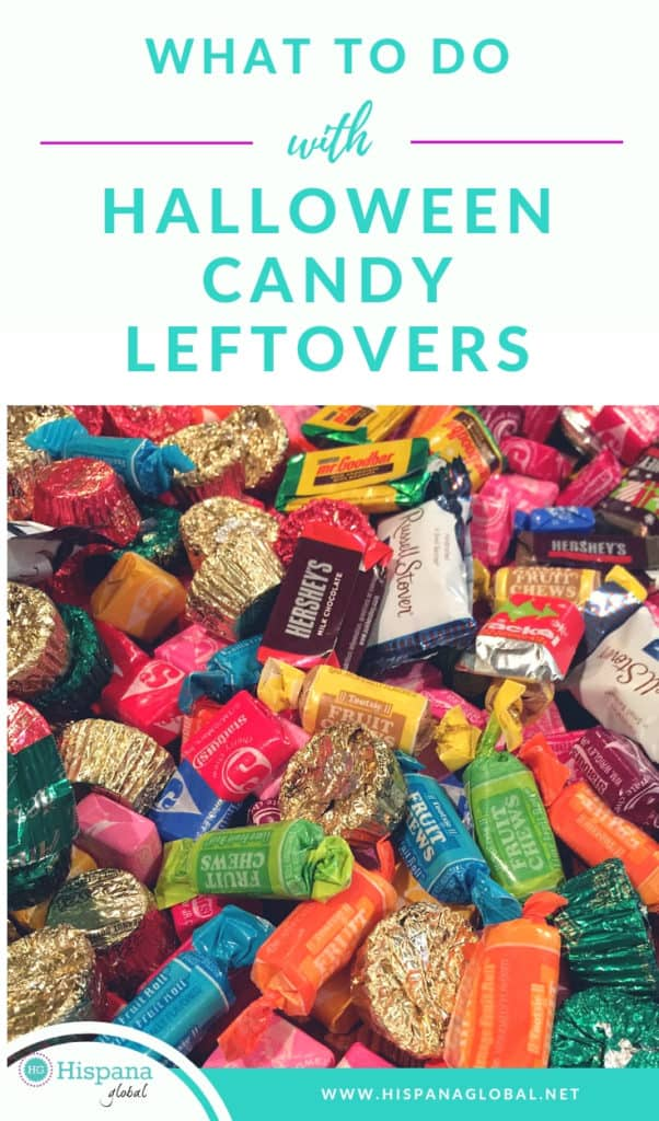 Halloween Candy Leftovers