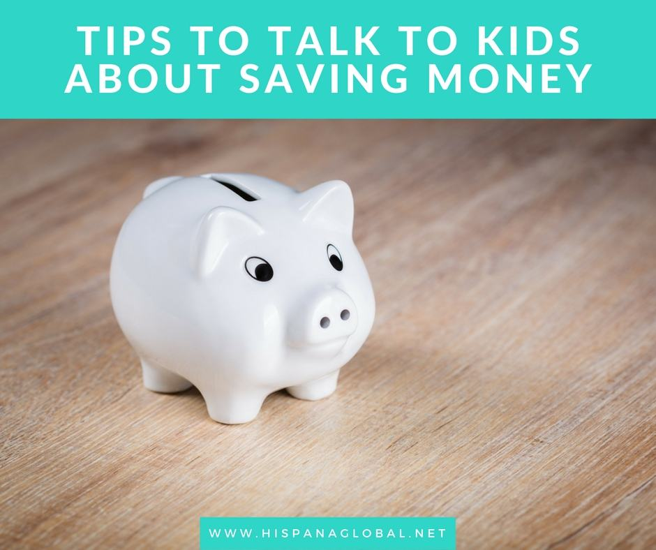 How for teaching kids about savings and money with kids