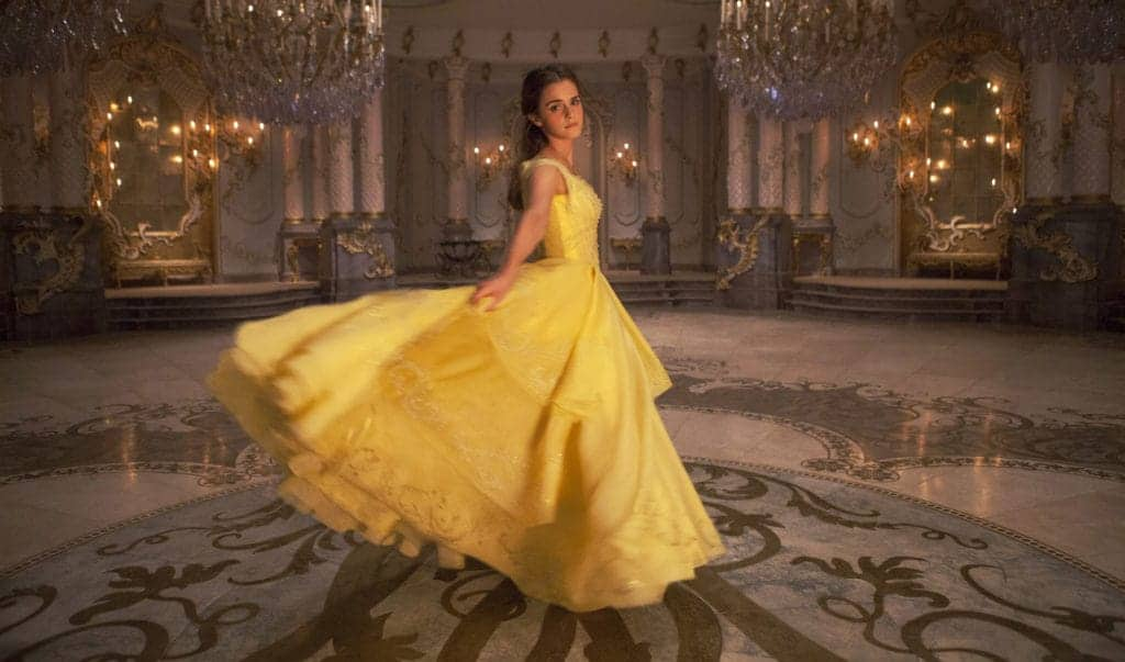 Belle is one of the Disney Princesses