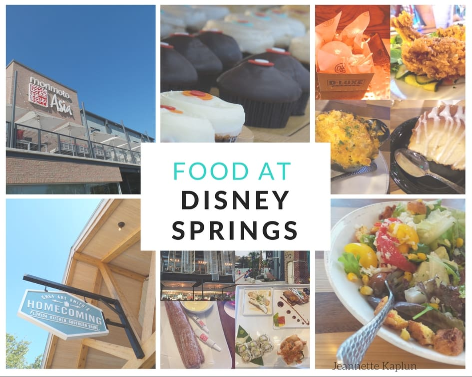 Food at Disney Springs