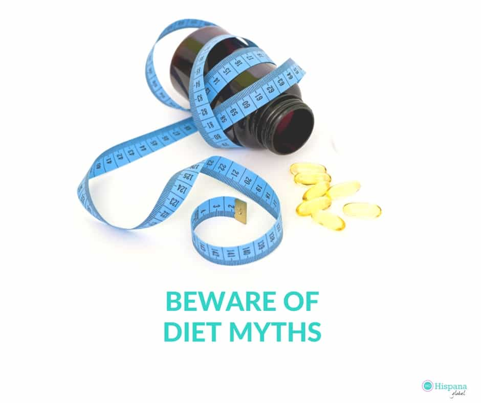 Beware of these 5 diet myths