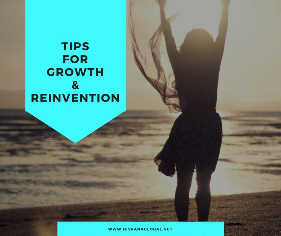 Top 10 tips for growth and reinvention
