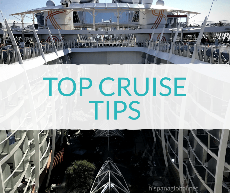 Top cruise tips