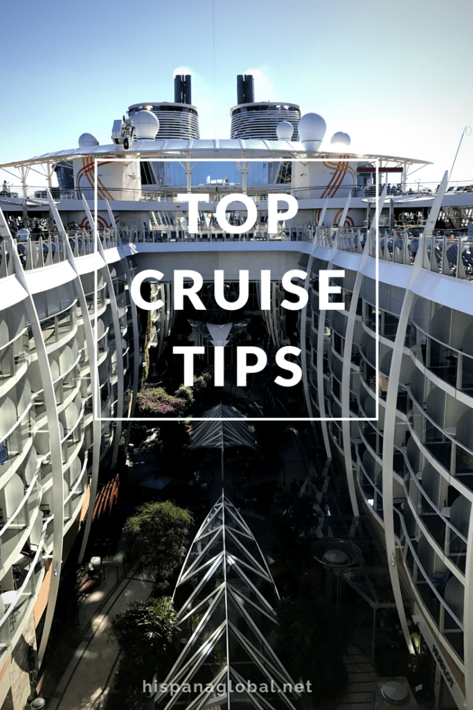 The best cruise vacation tips