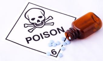 Learn about the top 10 poison dangers for children