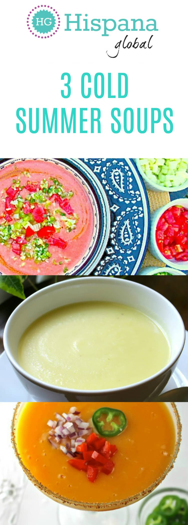 Cold tomato summer vegetable soup recipe dishmaps for Soup for a cold