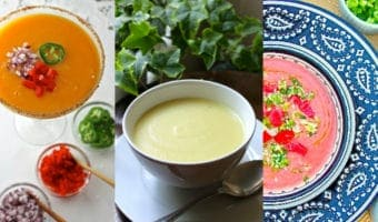 3 delicious cold soups you will love via hispanaglobal.net
