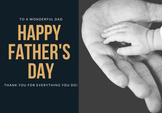 Happy Father's Day to a wonderful day via hispanaglobal.net