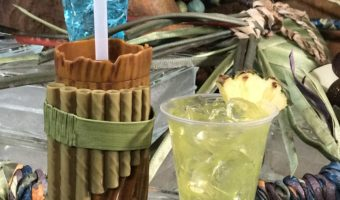 New drinks and beverages at Pandora