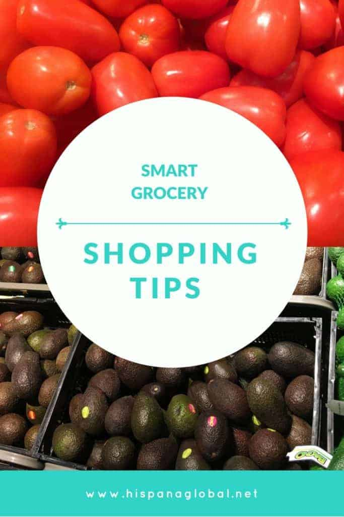 Healthy and smart grocery shopping tips via hispanaglobal.net