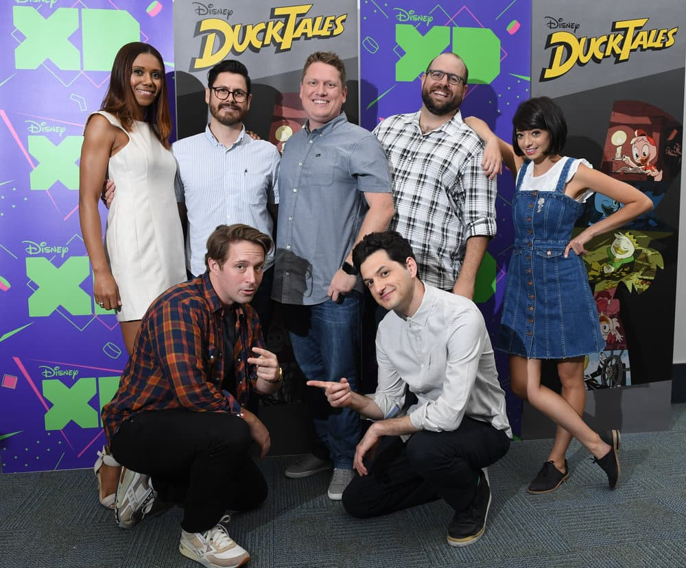 Duck Tales is coming to Disney XD