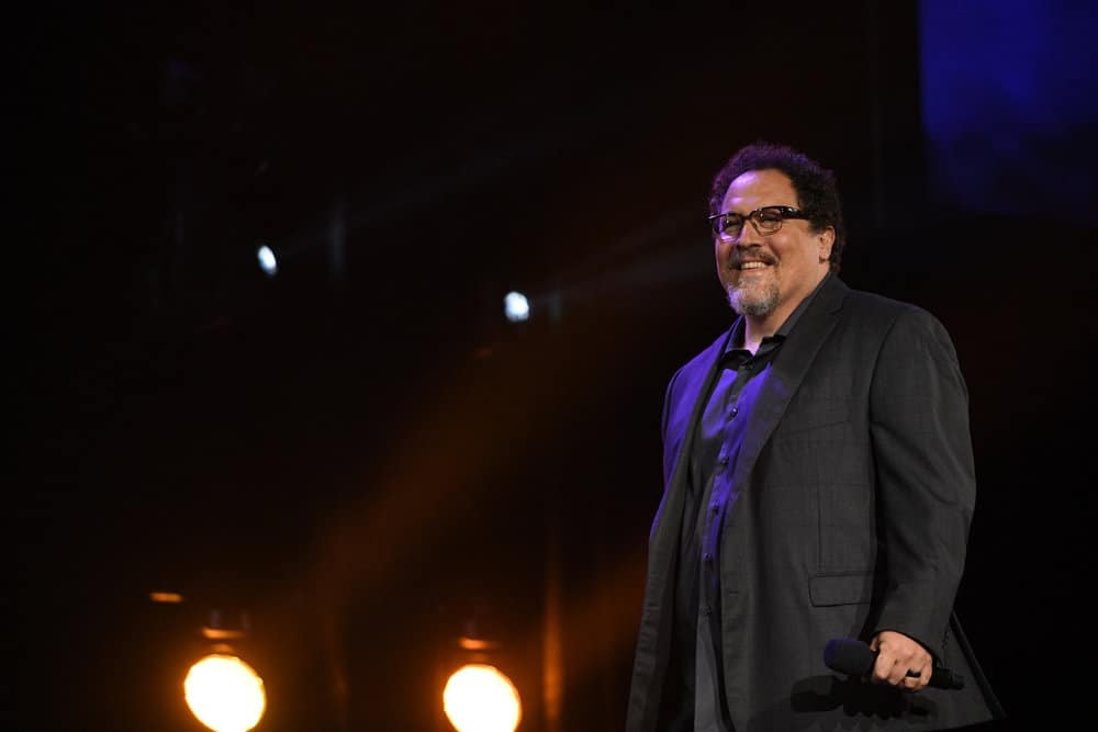 Jon Favreau will direct The Lion King