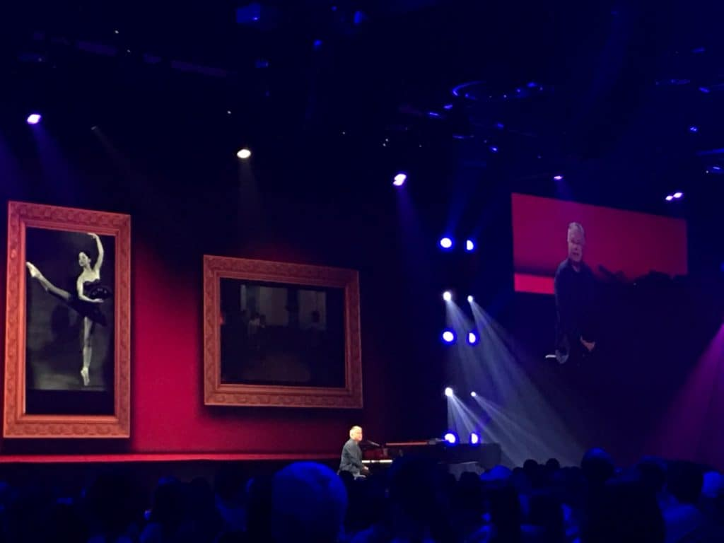 Alan Menken at D23 Expo