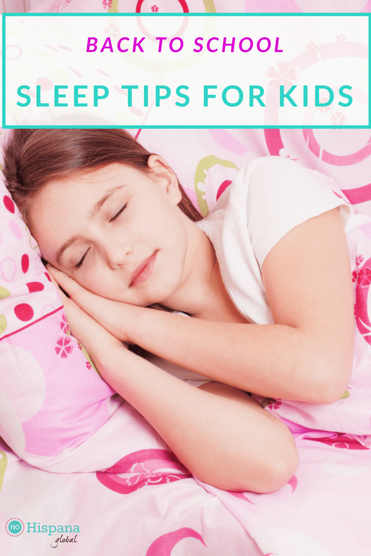 sleep and school The new school year is upon us, and children are forced to go back to their regular school sleep schedules this may mean that they're getting less sleep than in the summer months, and for many parents, sleep deprivation is a real concern.