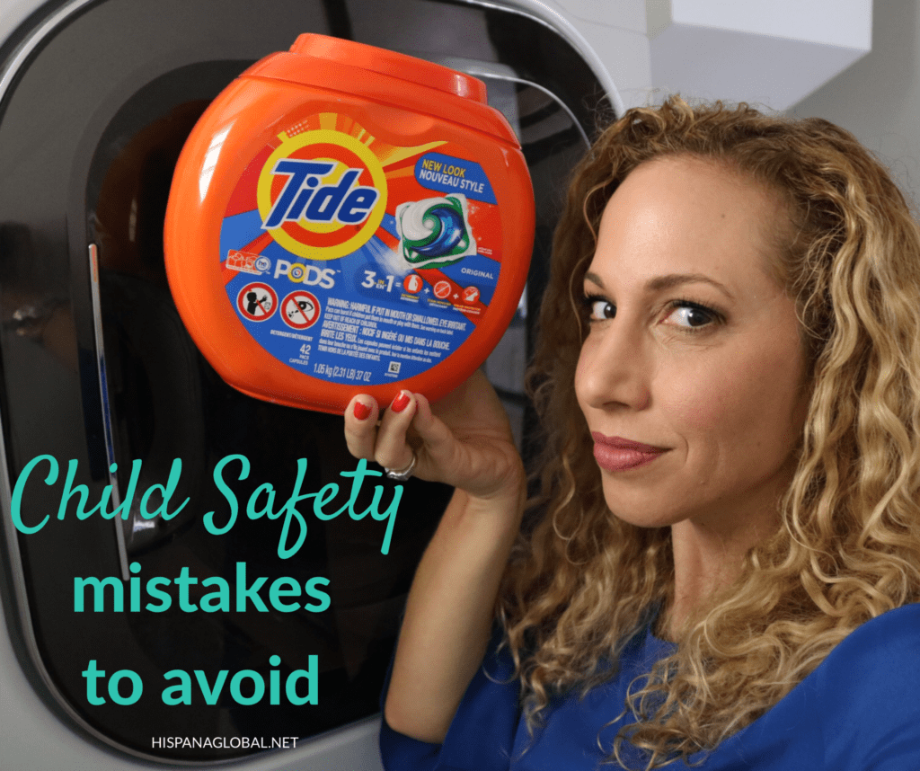 Mistakes you should avoid at home to keep kids safe