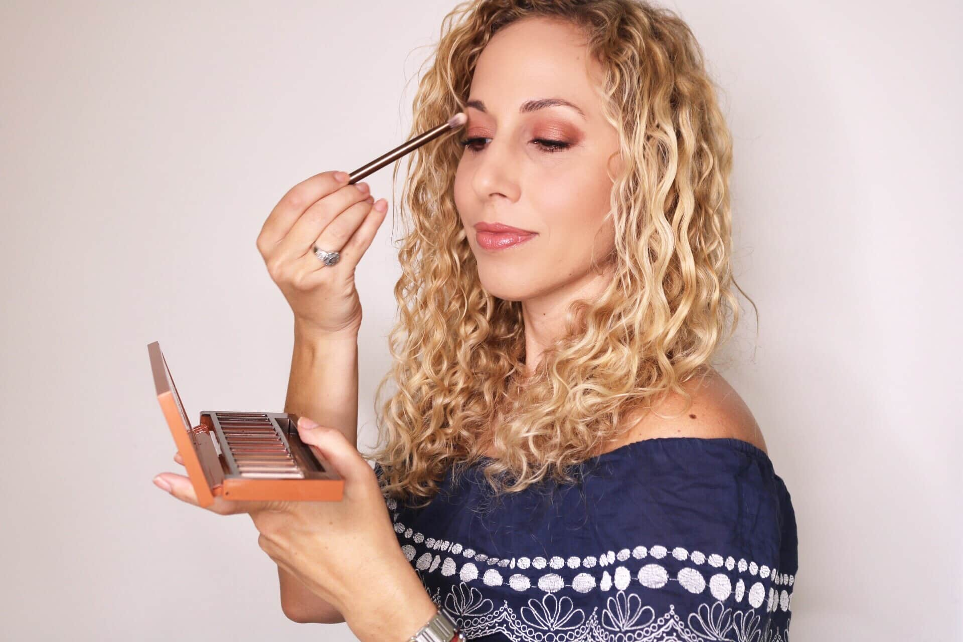 Naked Heat palette tutorial