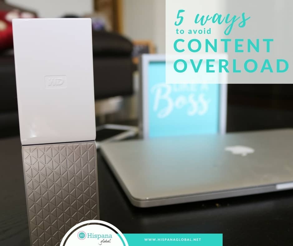 How to seamlessly keep all your digital content nin one place