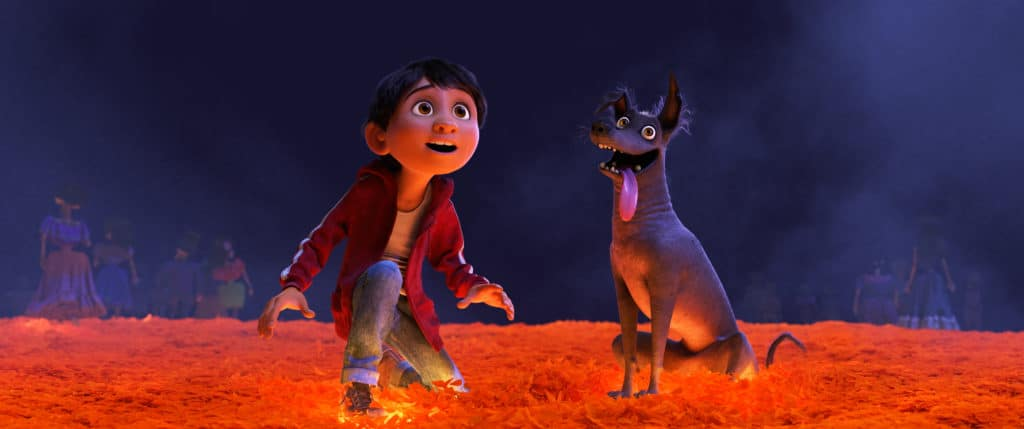 Coco is Disney Pixar's newest animated film and honors the Day of the Dead or Dia de los Muertos