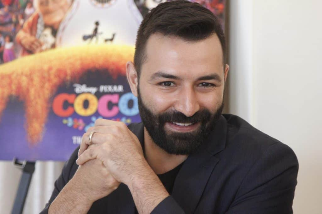 Adrian Molina, Coco writer and co director