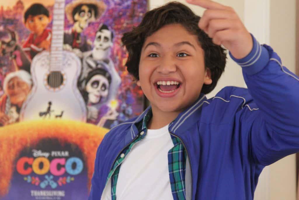 Coco's Anthony Gonzalez