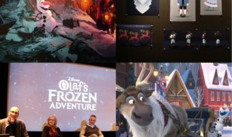 7 facts about Olaf's Frozen Adventure