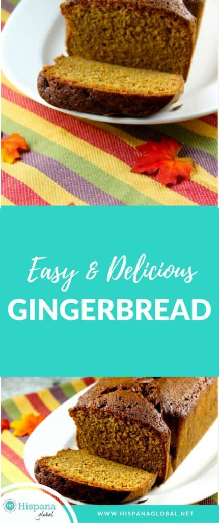 Delicious gingerbread recipe