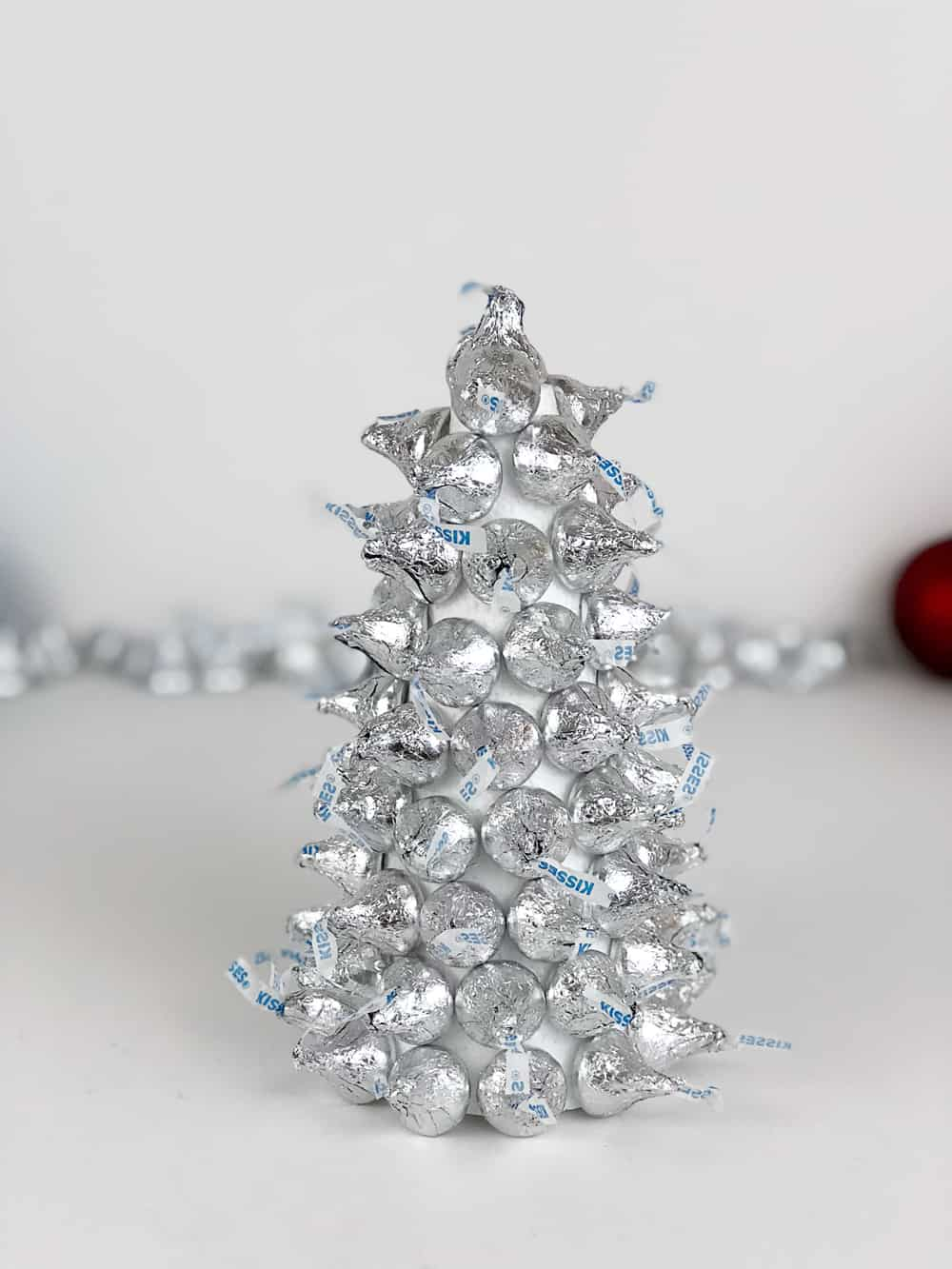 Hershey's Kisses Christmas Tree