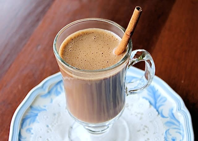 Hot chocolate is a yummy milk based recipe