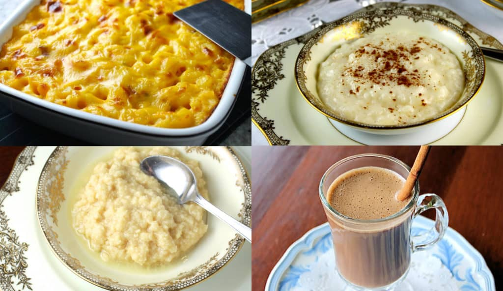 Milk based recipes for dairy lovers