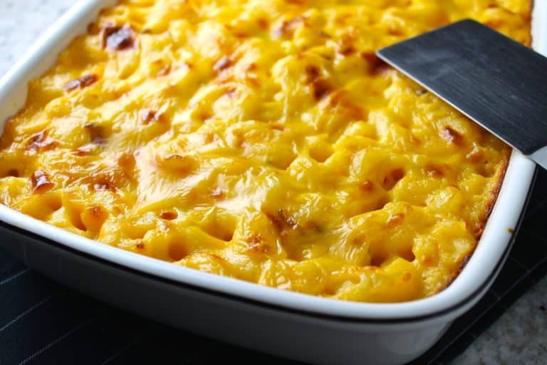 Mac and cheese is the perfect recipe for dairy lovers