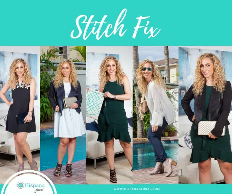 3 Stitch Fix favorite looks