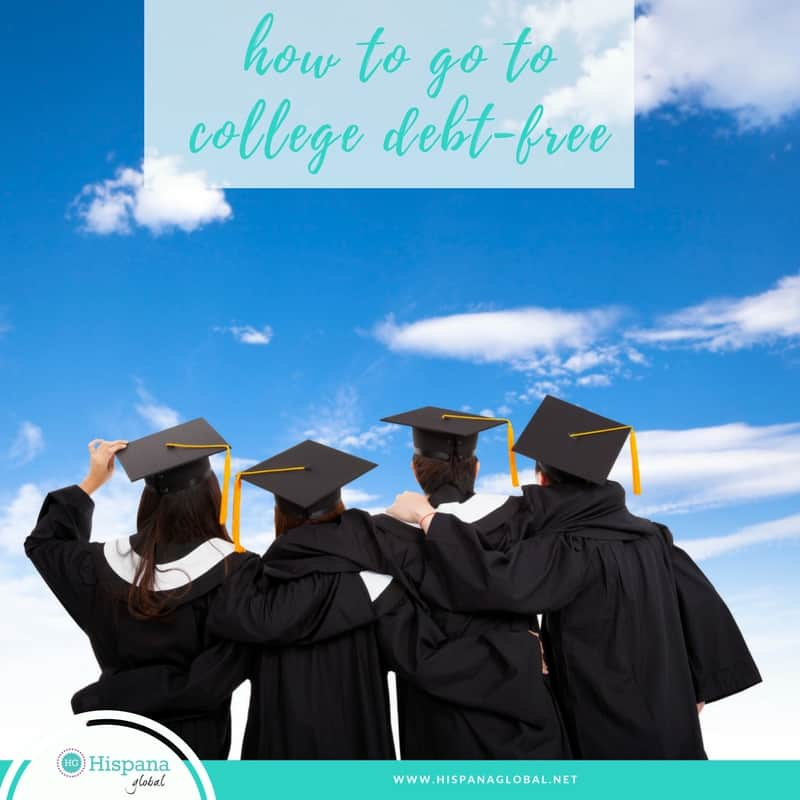 How to go to college debt-free