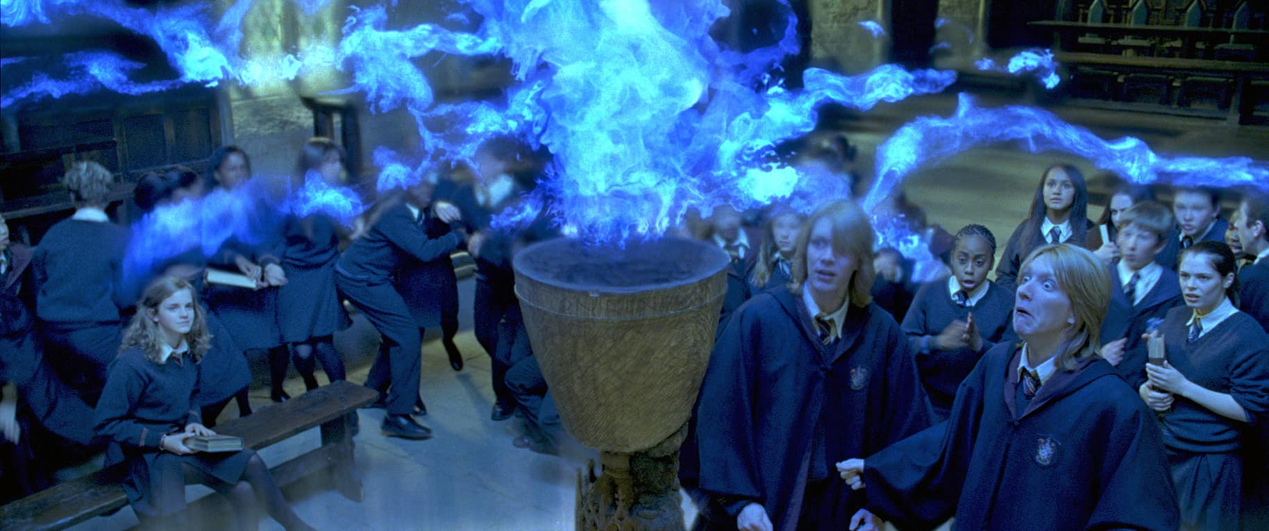 what to expect at the harry potter and the goblet of fire