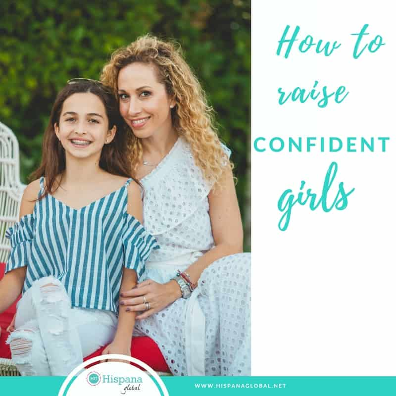 Tips to raise our daughters' self-esteem