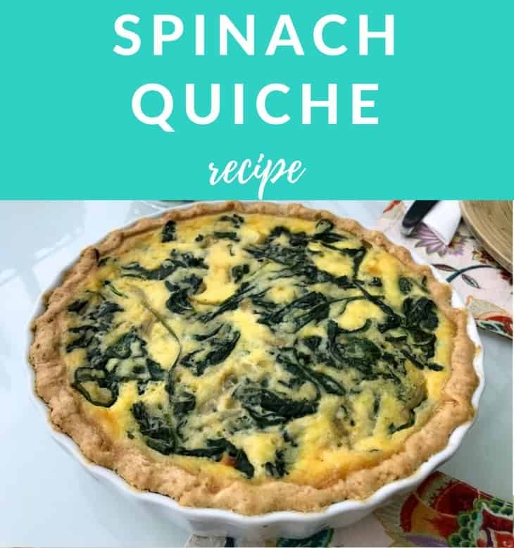 An Easy Spinach Quiche Recipe To Try Right Now Hispana Global