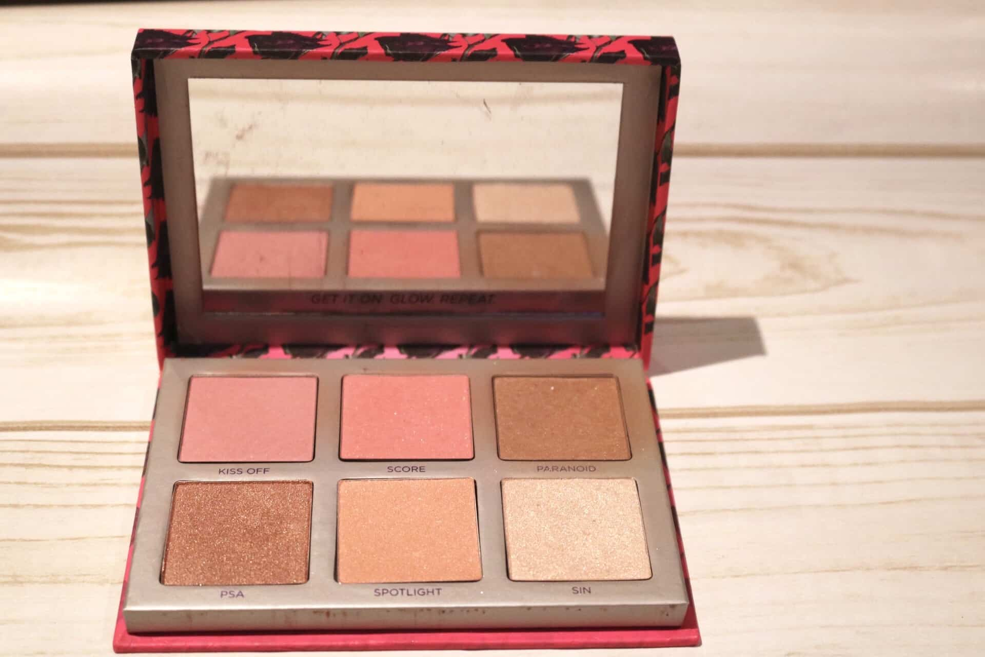 Eyeshadow and makeup palettes you will love