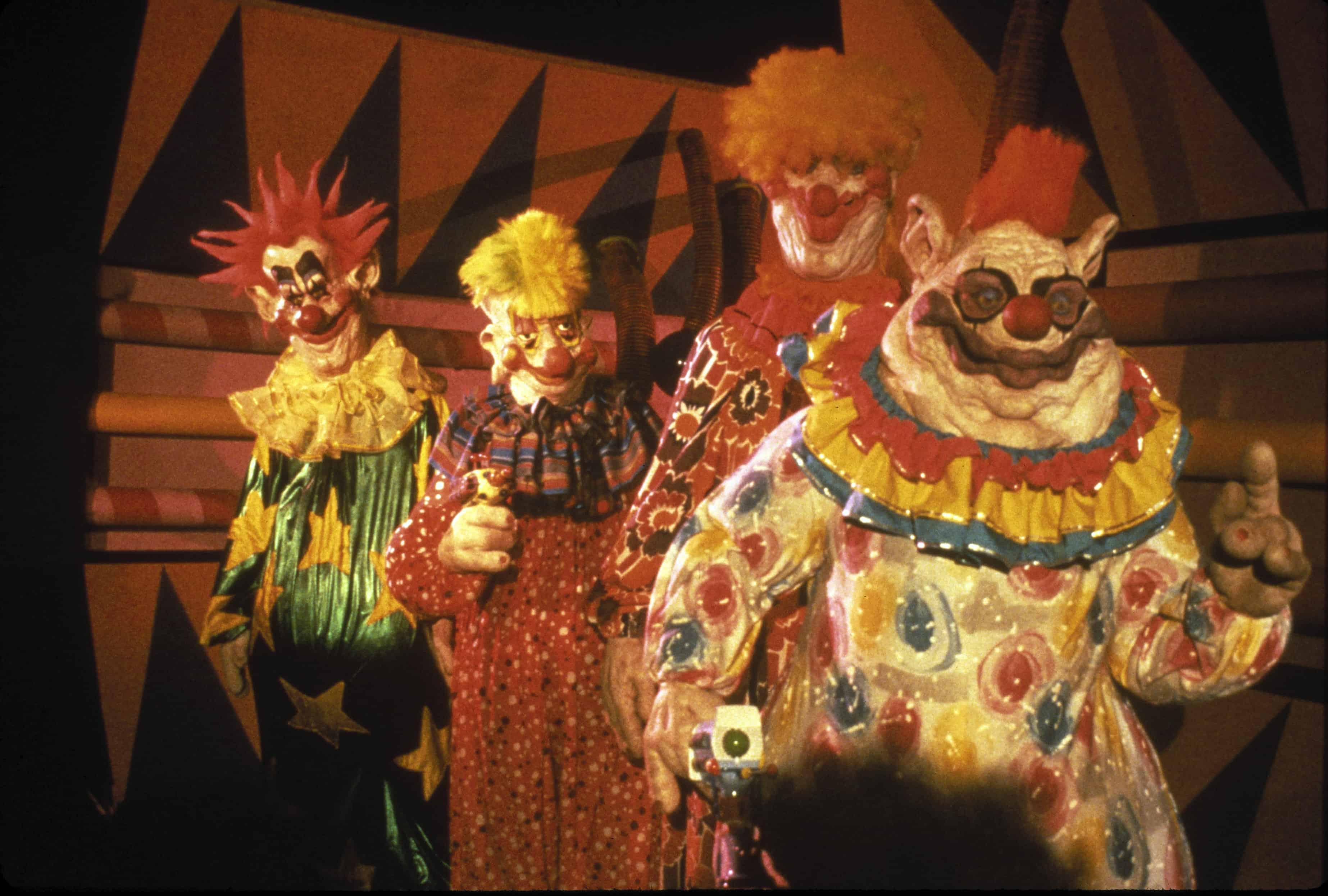 Killer Klowns From Outer Space Deutsch Stream