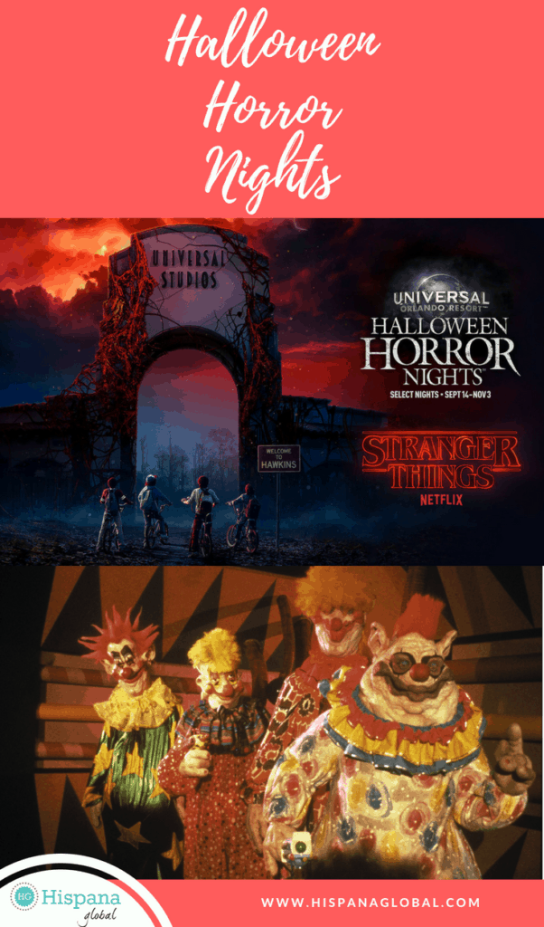 Halloween Horror Nights 2018 at Universal Orlando