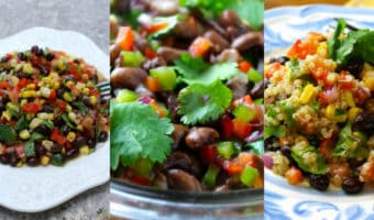 3 easy and delicious salads