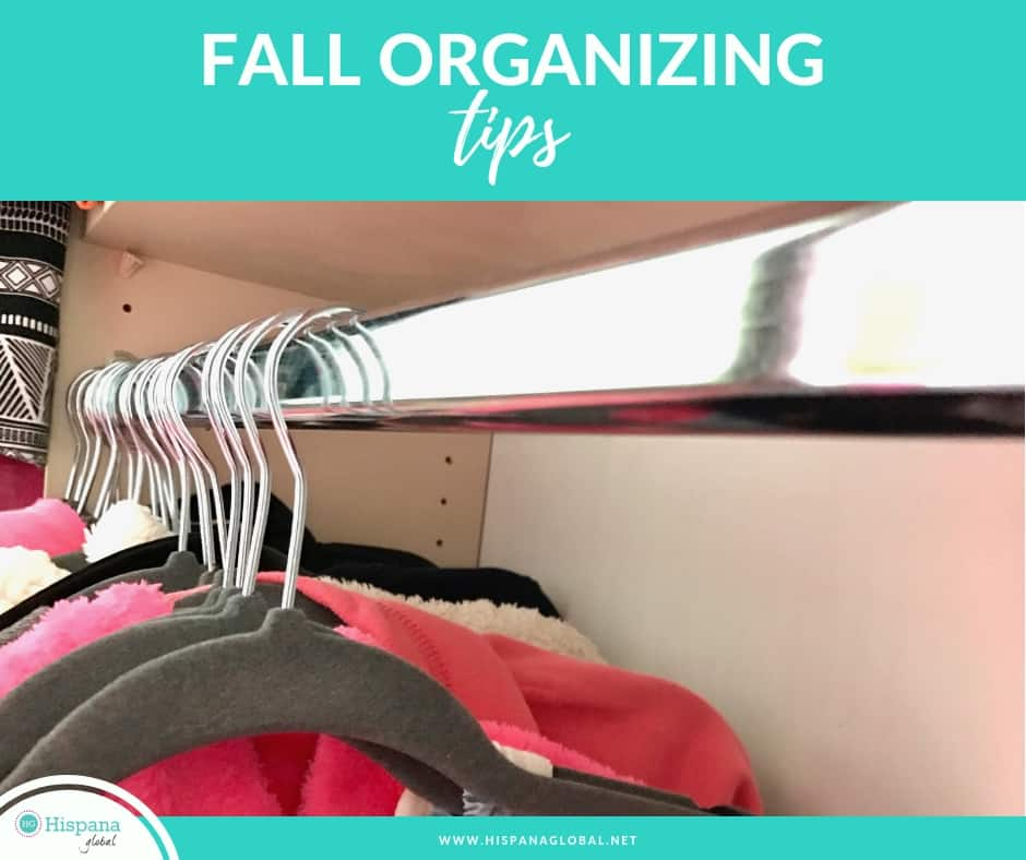 Get your home in top shape for fall with these simple yet effective organizing and cleaning tips.