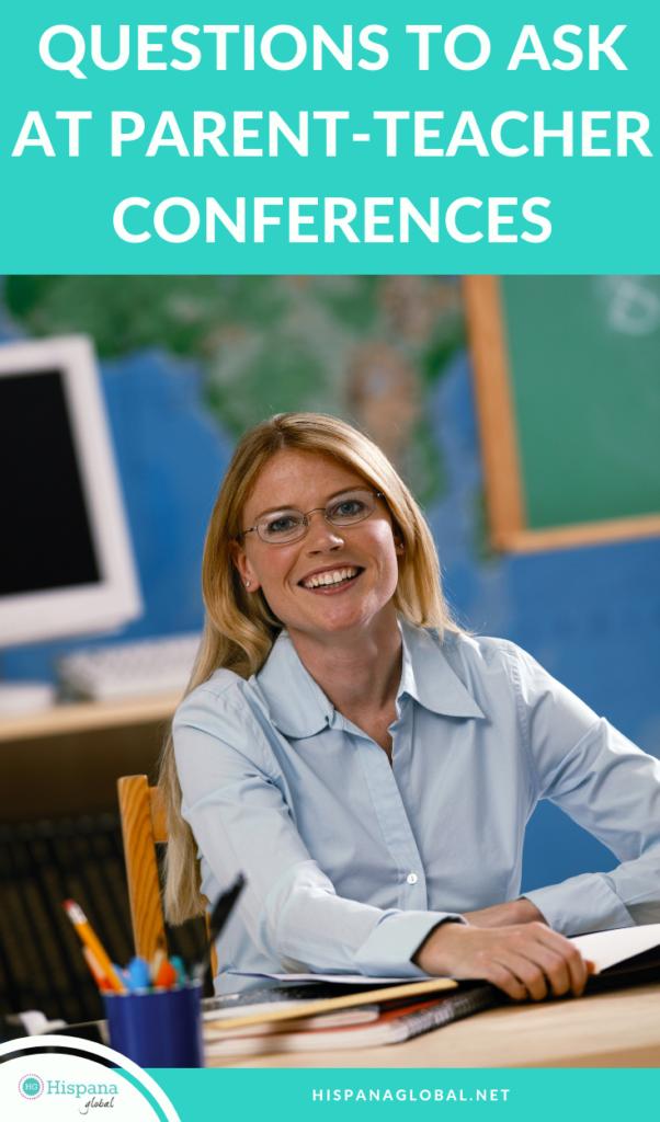 What you should ask your child's teacher at parent teacher conferences