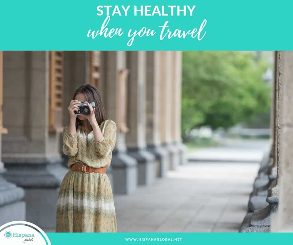 Tips to stay healthy when you travel