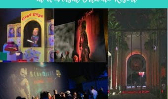 Halloween Horror Nights at Universal Orlando Resort