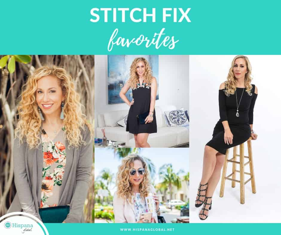 Top favorites from Stitch Fix