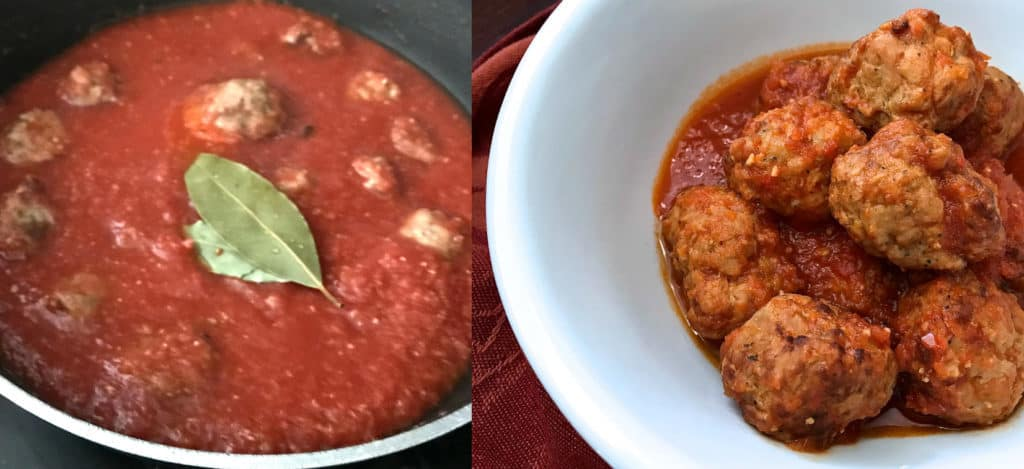 This delicious and healthy turkey meatballs recipe is also easy to make.